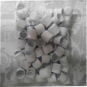 Ponteira p/ banner 3/4 Externa PVC pct 100unid Ponteiras plásticas flexíveis
